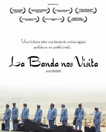 'La banda nos visita', proposta del cicle cinema d'autor