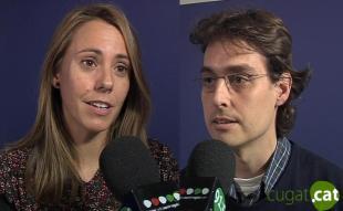 Mònica Lablanca i Àlex López estaran al capdavant de la gala dels Premis Ciutat de Sant Cugat