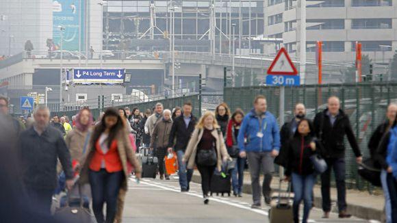 Un santcugatenc explica des de Brussel·les com ha viscut els atemptats