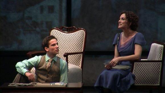 'La Fortuna de Sílvia' dóna el tret de sortida a la gira nacional al Teatre-Auditori