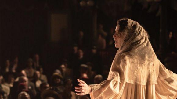 Laia Marull interpreta Margarida Xirgu / Foto: XCCP