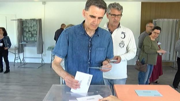 Persones amb discapacitat intel·lectual voten per primer cop a les eleccions municipals de Sant Cugat