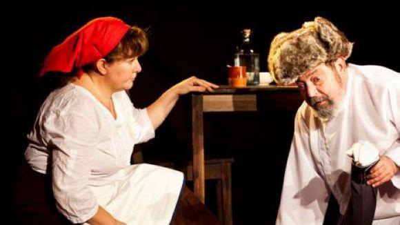 L'ONCE celebra el seu aniversari amb una representació teatral al Casal de Mira-sol