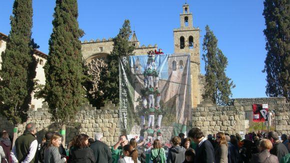 Sant Cugat demostra la seva solidaritat amb La Marató