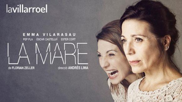Emma Vilarasau interpretarà 'La mare' de Florian Zeller a La Villarroel