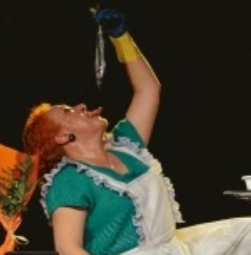 'La peixatera' de Xus Estruch diverteix el públic del Teatre la Unió