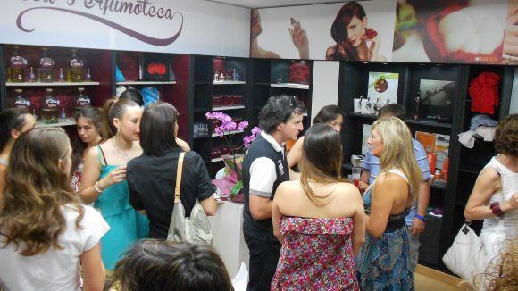 La Perfumoteca s'instal·la a Sant Cugat per oferir perfums de marca pròpia