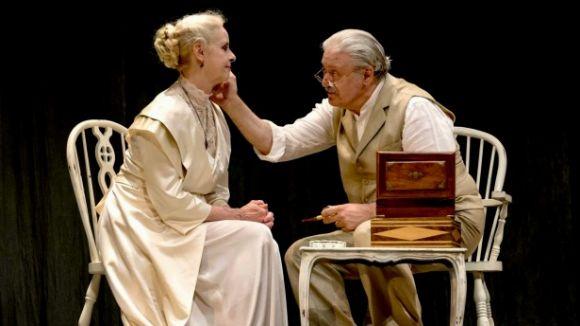 Un moment de l'espectacle / Foto: Teatre-Auditori