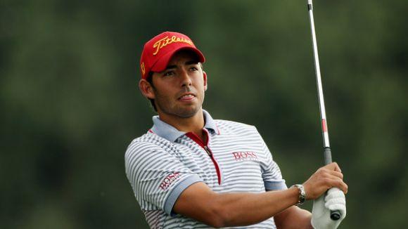 El golfista Pablo Larrazábal supera el tall a Sud-àfrica