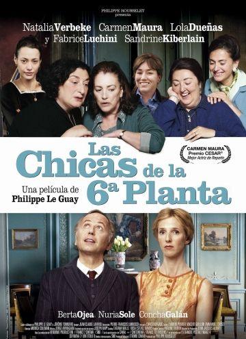 'Las chicas de la 6ª planta' porten el París dels anys 60 als cines locals