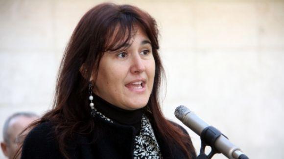 Laura Borràs (JxCat): 'El 155 està fent molt mal'
