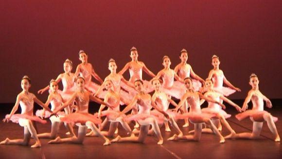 El Centre de Dansa Laura Esteve recorda els seus 20 anys sobre l'escenari