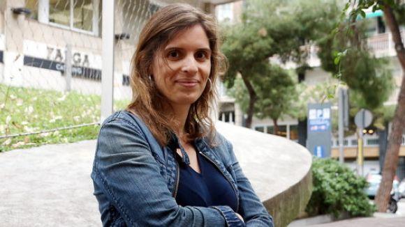 Laura Pinyol presenta aquest dijous a Sant Cugat la seva primera novel·la, 'El risc més gran'