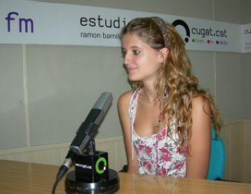 La santcugatenca Laura Mont rep la menció d'honor a les Proves d'Accés a la Universitat