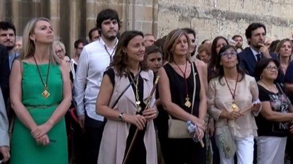 El PP carrega contra les entitats de cultura tradicional i popular pel manifest del seguici de Sant Pere