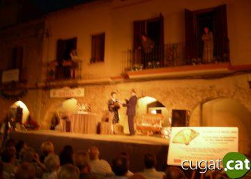 Les Lectures a la Fresca apropen 'La senyora Florentina i el seu amor Homer' de Rodoreda a la plaça Pere San