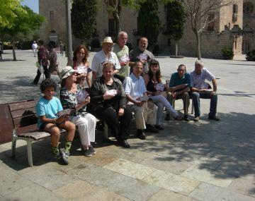 Baltasar Porcel, protagonista de les Lectures a la Fresca