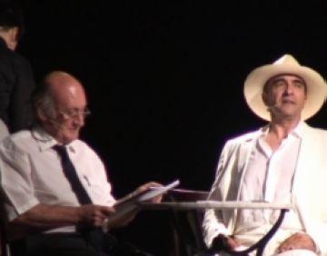 El retorn als orígens de Porcel acomiada les sisenes 'Lectures a la Fresca'