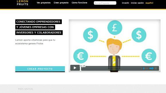 Lemon Fruits, una plataforma per prescindir dels préstesc bancaris