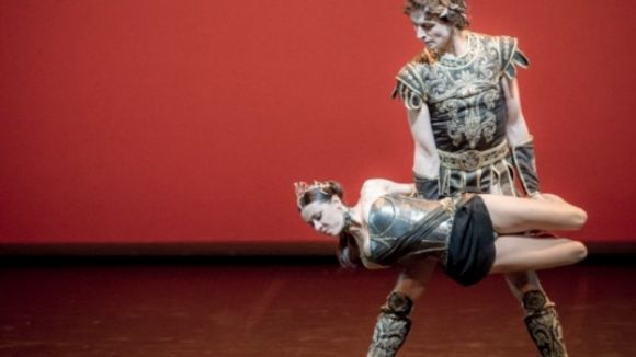 El Ballet Ruso Barcelona presenta la gala 'Les Etoiles' avui al Teatre-Auditori