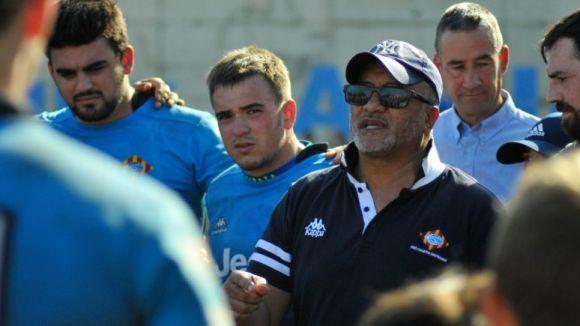 Lewis Williams canvia Sant Boi per Sant Cugat / Font: Rugbycat