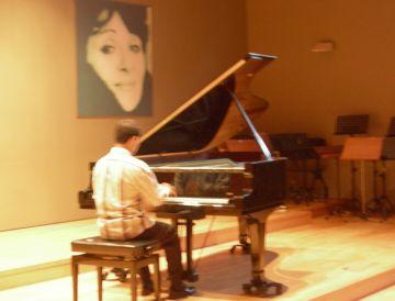El pianista Lezlye Berrio debuta a Sant Cugat com a solista