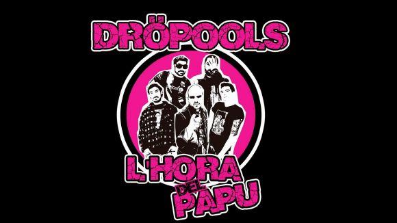 'L'Hora del Papu', nou disc del grup santcugatenc Dröpools