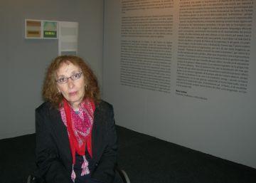 Lia Kaufman proposa un joc de conceptes i textures per parlar del món actual