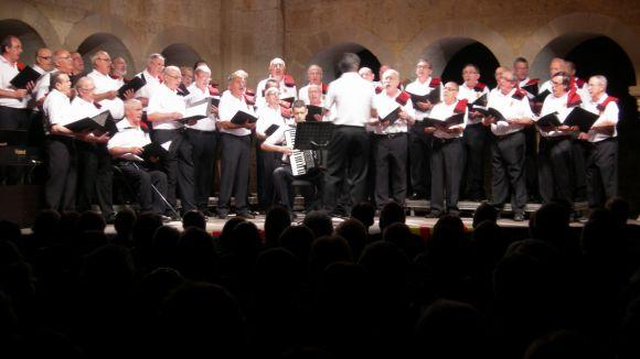 El concert solidari per a Càritas Sant Cugat recull 3.000 euros