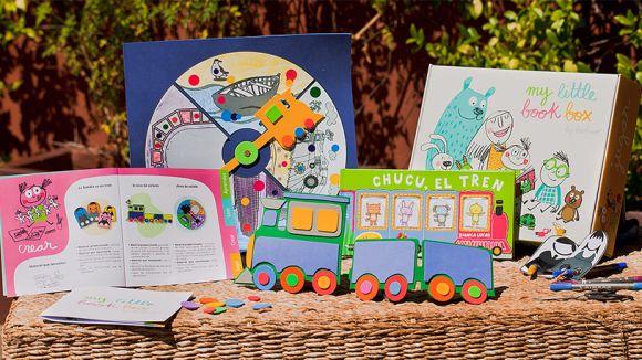 Boolino enceta una nova línia de llibres infantils
