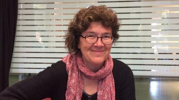 Liz Castro: 'El procés és exemplar i esperançador per a gent d'altres llocs del món'
