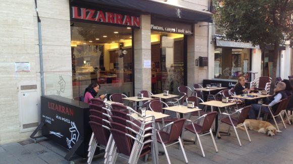Lizarran arriba a la ciutat amb la seva oferta de tapes