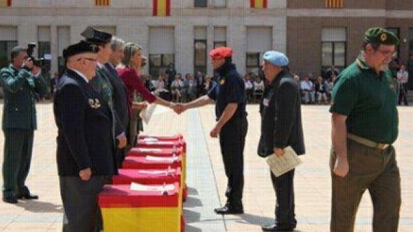 La CUP demana la dimissió de Llanos de Luna per l'homenatge a la División Azul