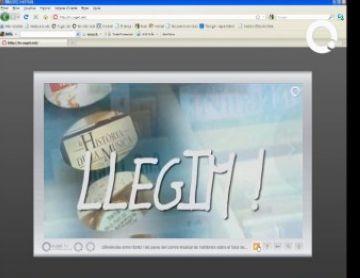 Presentat el programa 'Llegim!' del canal Escoles de Cugat tv