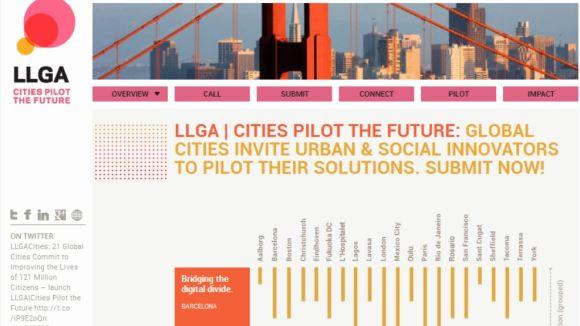 El valor dels espais urbans i les zones verdes, repte per als premis LLGA
