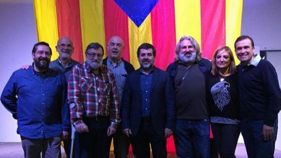 Josep Lluís Lliberia, nou coordinador de la delegació local de l'ANC
