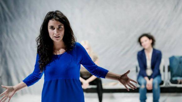 'Llibert', de Gemma Brió, comença la seva gira al Teatre-Auditori de Sant Cugat
