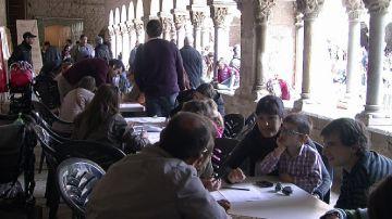 La Festa del Llibre Gegant dobla la participació i reafirma el seu arrelament a la ciutat