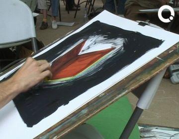 Èxit participatiu en la 19a Festa del Llibre Gegant