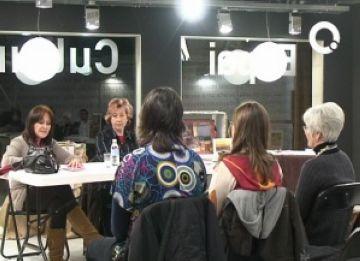 Sílvia Romero presenta a l'Abacus l'univers femení del seu darrer llibre