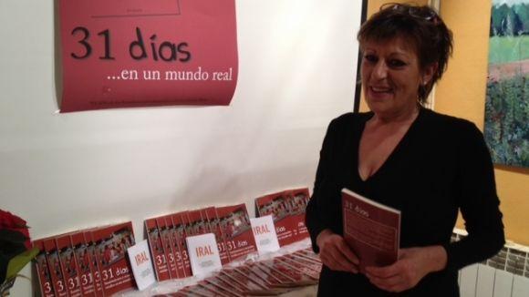 Rosi Gómez debuta en la literatura amb '31 días'