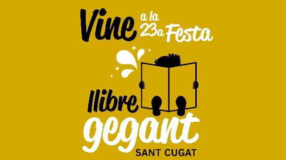 23a Festa del Llibre Gegant Sant Cugat