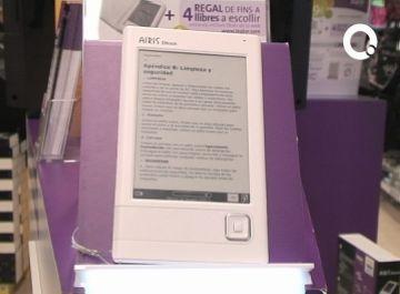 Els llibres digitals tenen bona acollida entre els santcugatencs