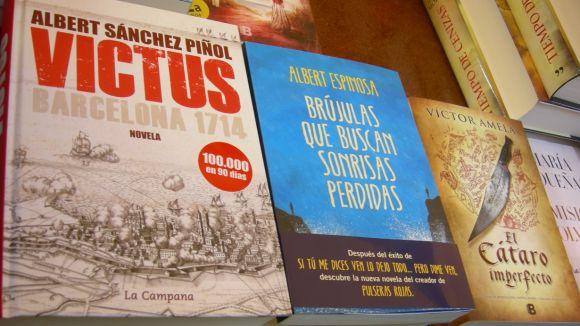 'Victus' també triomfa al Sant Jordi santcugatenc
