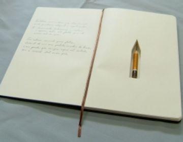 L'artista Adolf exposa dos treballs en una mostra de llibres d'artista a Madrid