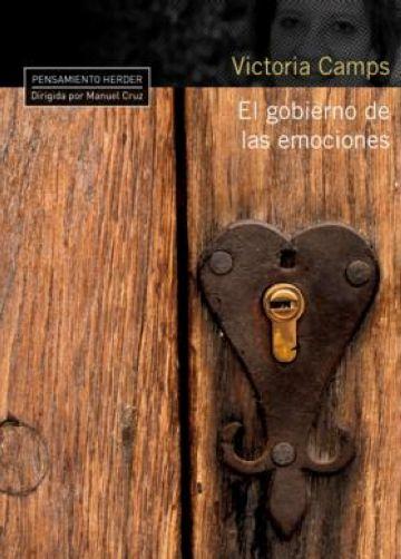 Nou llibre de Victòria Camps sobre emocions i racionalitat