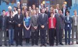 Els membres de la llista del PSC per a les municipals