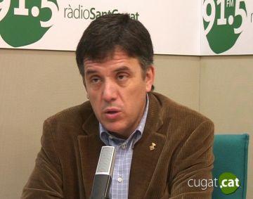 L'alcalde deslegitima Núñez i Navarro per paralitzar les obres del camí de Can Borrell