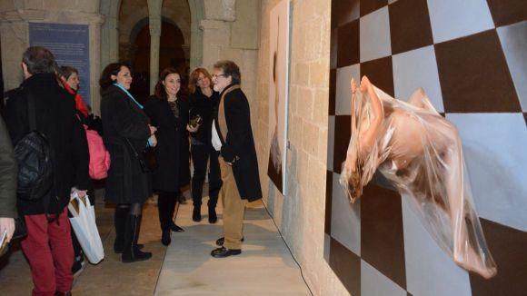 Lluís Ribas celebra 40 anys de trajectòria acompanyat per més d'un centenar de santcugatencs