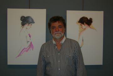 Nova exposició seriada de l'artista Lluís Ribas sobre la dona